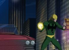 ultimate spiderman iron fist | This is a blog dedicated to the Ultimate Spider-Man cartoon.