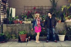 San Francisco City Downtown Engagement Photos by Drozian on Marry Me Metro, a city weddings ideas blog http://marrymemetro.com