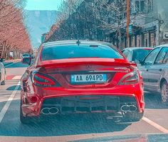 Rich Kids Spotted   Image / Video  #mercedes #benz #albania #luxurylifestyle #luxurycars #cls #amg #63 #hp #horsepower #Tirana #makina #shqiptare #richkidsofinstagram #richkidsalbania #luxuryhirecars #Red #exhaust #63amg #mercedesbenz #mercedesbenzalbania #mercedesamg