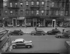 14th Street Manhattan 1940's.