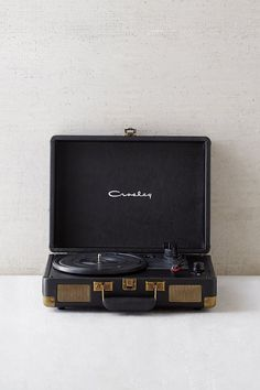 Crosley X UO Cruiser Briefcase Portable Vinyl Record Player