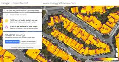¿Paneles solares en tu propiedad? … Pregúntale a Google Sunroof