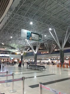 Aeroporto Internacional do Recife / Guararapes (REC) em Recife, PE