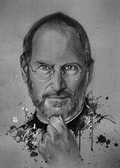 19 Best Steve Jobs Illustrations Images In 2019 Steve Jobs