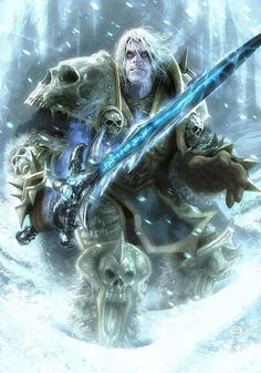 The épic Legend Of Arthas / The Lich King, World of Warcraft #Wow #Warcraft #world #arthas #lich #king