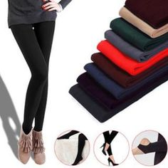 Fleece lined leggings for $6. Get up to 60% off fashion and accessories during the Back To School Sale at YesStyle.com. Use coupon BTS10 to get $10 off $99 on your purchase!