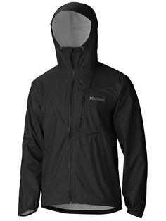 Marmot Essence Jacket. Waterproof, breathable.