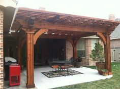 Pergolas, Arbors and Decks in Lubbock, TX