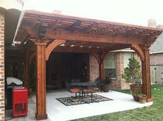 Pergolas, Arbors and Decks in Lubbock, TX