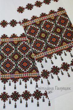 Gallery.ru / Фото #52 - Рушники - svetik67