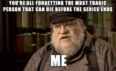 El Descanso del Escriba: La mayor tragedia