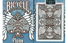 Bicycle Pluma Playing cards. $5.95. #playingcards #Poker #games #magic