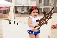 Sailor Nautical First Birthday Party