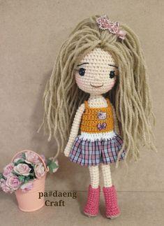 Crochetdoll cute