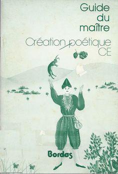 Séménadisse, Création poétique CE (guide du maître)