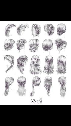 Cute hairstyles that everyone should try!