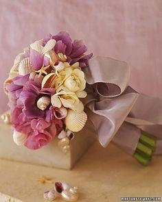 Beach Wedding Bouquets | Weddingomania