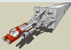 space cargo by lokzed.deviantart.com on @deviantART
