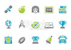 Education iconset