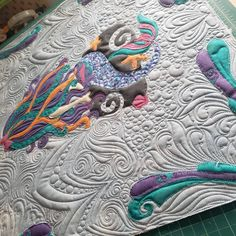 Longarm Quilting, Machine Quilting, First Girl, Extensions, Arms, It Is Finished, Quilts, Blanket, Crochet