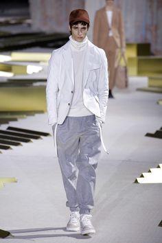 Ermenegildo Zegna | Menswear - Autumn 2017 | Look 1