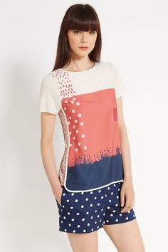 We're potty for polka dots, especially when this Art Studio Tee is around!
