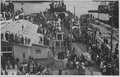 Havnen  1945