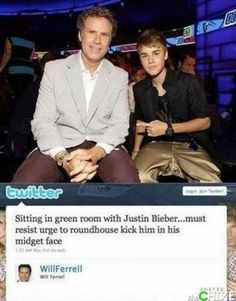 This made me laugh even though I love JB