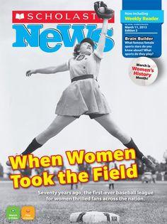 Women in sports video - Women's History Month