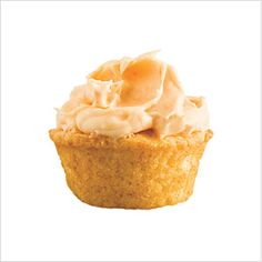 Fresh Citrus Cupcakes With Orange Buttercream | MyRecipes.com
