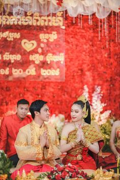 Khmer Wedding, Traditional Wedding, Cambodia, Thailand, Disney Characters, Fictional Characters, India, Disney Princess, Art