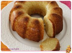 Bizcocho de Philadelphia y Limón (Sin y con Thermomix) Great Desserts, Delicious Desserts, Yummy Food, Sweet Recipes, Cake Recipes, Coconut Flan, Tooth Cake, Savarin, Cheesecake Cake