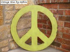 peace sign craft-ideas
