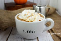 A delicious pumpkin spice latte filled to the brim with health-promoting benefits! A good dose of MCT oil and coconut oil, plus all the flavors of fall!