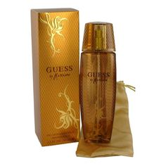 #GUESS #BY MARCIANO For Women By GUESS Eau De Parfum #Spray              http://amzn.to/H9IVcG