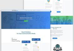 Website project for a telecom company based in Oklahoma City OK.  #web #webdesign #website #ui #uidesign #creative #minimal #digital #telecom #oklahoma