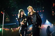 Def Leppard and Bon Jovi - Being at this show would have rocked my world!