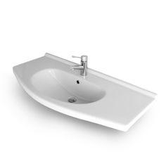 Top lavabo integrale semincasso Arco 91 Sink, Top, Home Decor, Arch, Sink Tops, Vessel Sink, Decoration Home, Room Decor, Vanity Basin