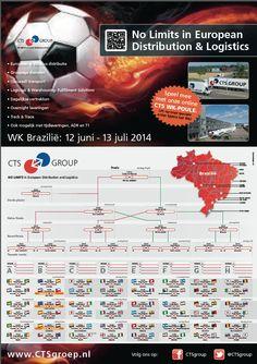 Nieuwe CTS GROUP WK-POULE kalender. Heeft u hem al op kantoor hangen? www.ctsgroup.nl