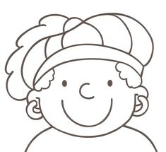 Black And White Challenge, Clipart Boy, Cricut Vinyl, Creative Kids, Colouring Pages, Easy Drawings, Activities For Kids, Hello Kitty, Creations