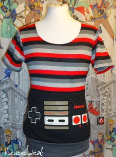 Nintendo shirt