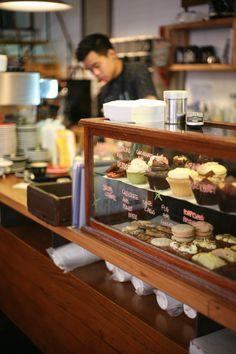 The Melbourne Café Collection ~ Manchester Press Cafe Interior Design, Cafe Design, Dog Treat Recipes, Healthy Dog Treats, Melbourne Cafe, Coffee Shop Design, Cafe Shop, Bakery Cafe, Pinterest Recipes