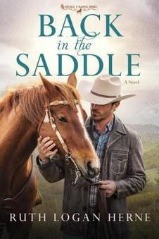 Horses and cowboys...sigh... :) Meet Ruth Logan Herne, author of Back in the Saddle, and enter to win a copy!