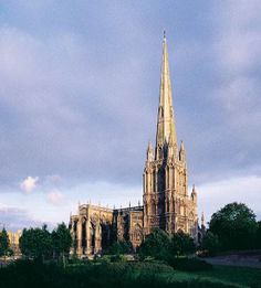 St. Mary Redcliffe in Bristol