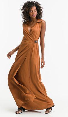 9357617d3e6d Φανταστικό Maxi φόρεμα απο την Anel Fashion! Δείτε το σε μπλέ