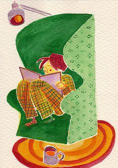 reading by simply_kumquat, via Flickr