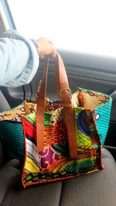 Featured oversized bags...