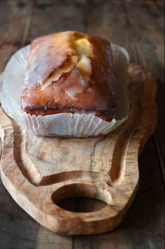 Lemon Cake via Poires au Chocolat #lemon #recipe