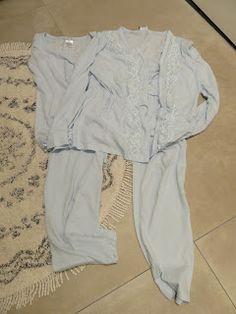 Fashion/Mode: Nachtkleding