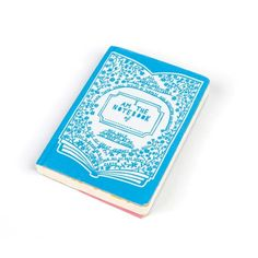 A6 Notrebook from the Rob Ryan Collection by Wild and Wolf. – Bloomsbury Store